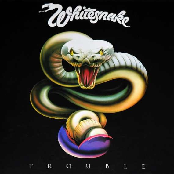 Rock Temple Whitesnake Trouble 35th Anniversary