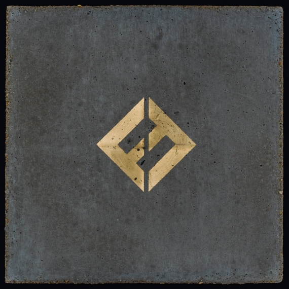 Foo Fighters - Concrete and Gold -
