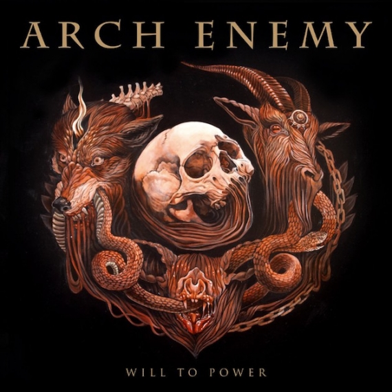 Arch Enemy - Will To Power - Gatefold