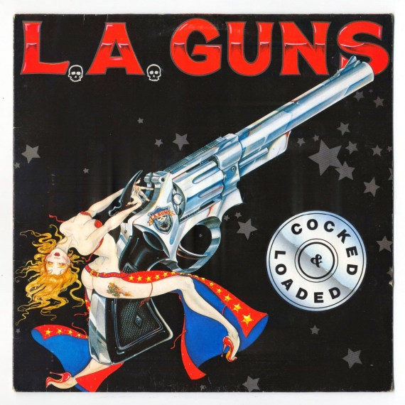 L.A. Guns - Cocked & Loaded - Rock Candy Remasters