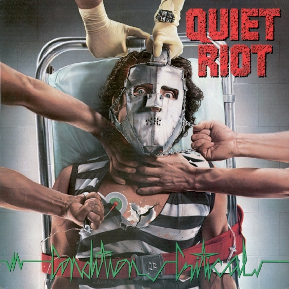 Quiet Riot - Condition Critical - Rock Candy Remasters