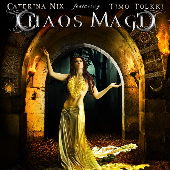 Chaos Magic - Chaos Magic - Featuring Caterina Nix and Timo Tolkki