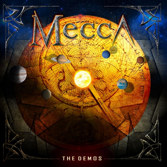 Mecca - The Demos - 1000 Copies Only