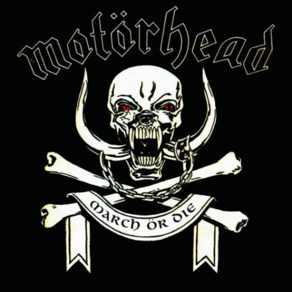 Motorhead - March Or Die -