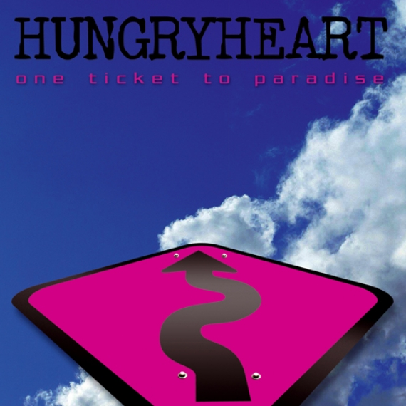 Hungryheart - One Ticket To Paradise -