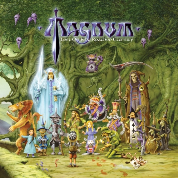Magnum - Lost On The Road To Eternity -