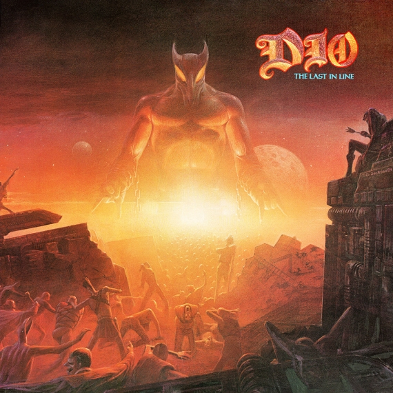 Dio - Last In Line -