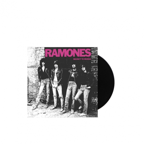 Ramones - Rocket To Russia - Remastered Edition