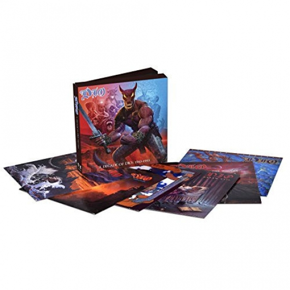 Dio - Ten Years of Dio: 1983 - 1993 - Box Set