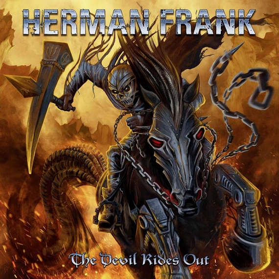 Frank, Herman - The Devil Rides Out - Limited Edition