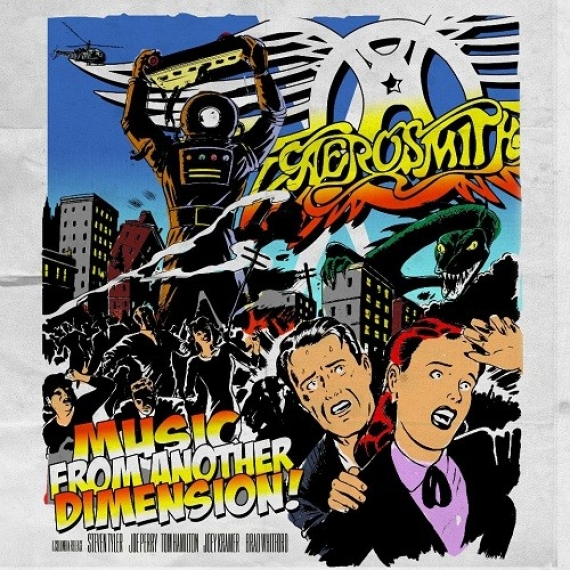 Aerosmith - Music From Another Dimension! - Limited Edition - 1 Bonus Track
