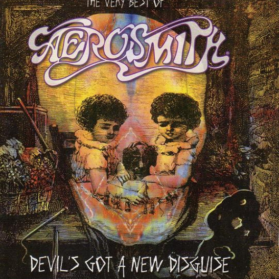 Aerosmith - Devil's Got a New Disguise: The Very Best Of - U.S.A. Import