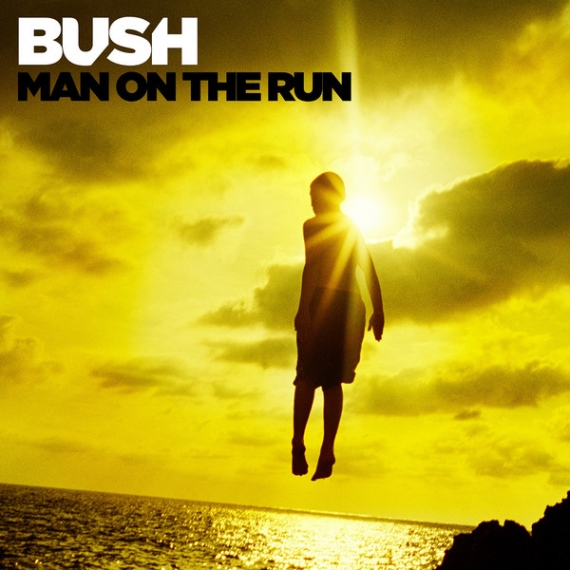 Bush - Man on the Run - Deluxe Edition - 3 Exclusive Tracks