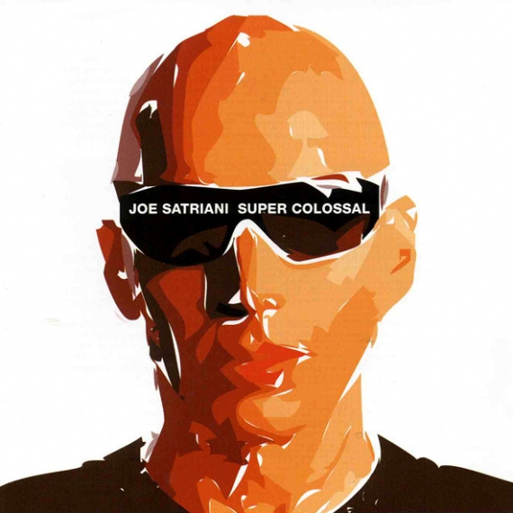 Joe Satriani - Super Colossal -