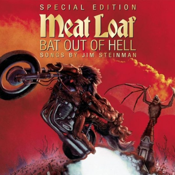 Meat Loaf - Bat Out of Hell - Special Edition