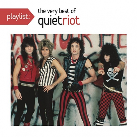 Quiet Riot - Playlist: The Very Best of Quiet Riot -