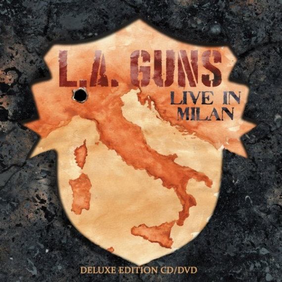 L.A. Guns - Made In Milan -