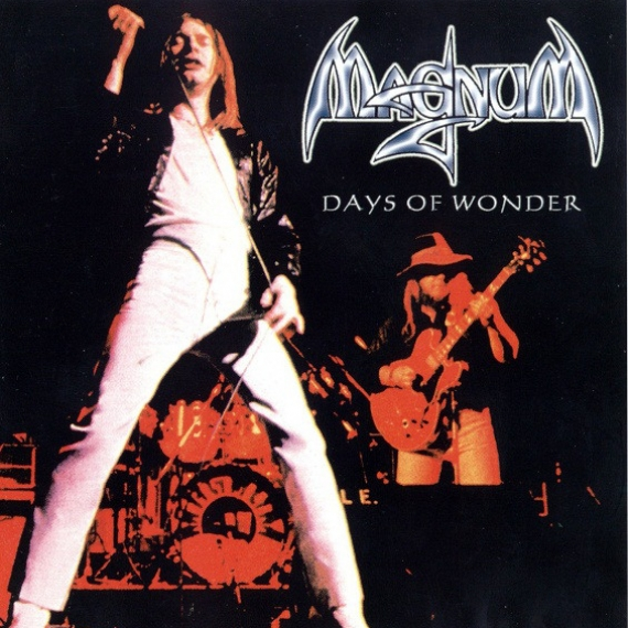 Magnum - Days of Wonder: Live 1976 -