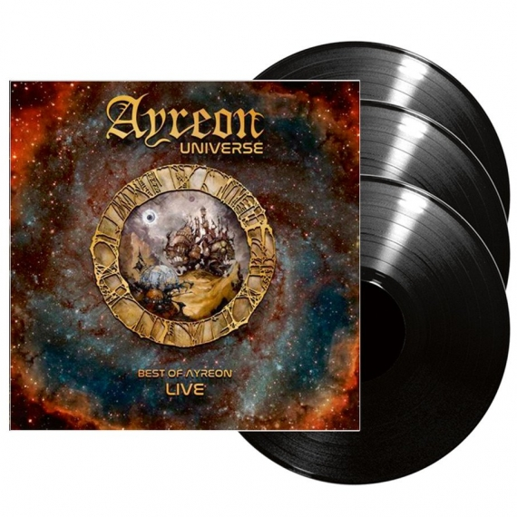 Ayreon Universe - Best of Ayreon Live -
