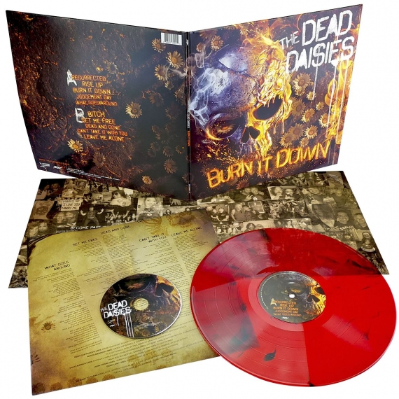 The Dead Daisies - Burn It Down - Limited Edition