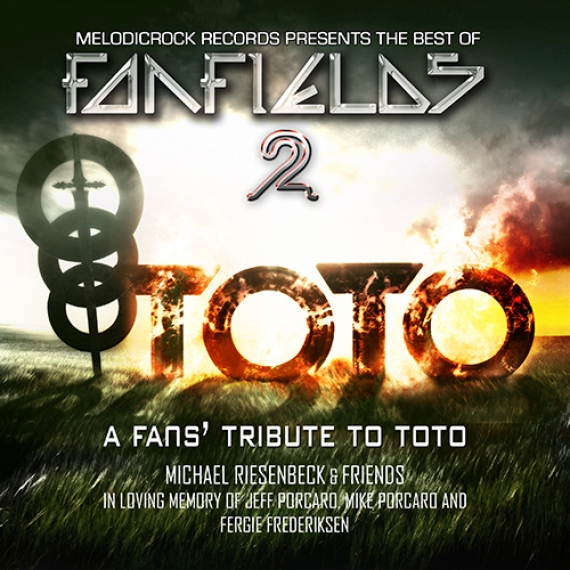 Michael Riesenbeck & Friends  - The Best Of Fanfields 2 - A Tribute to Toto