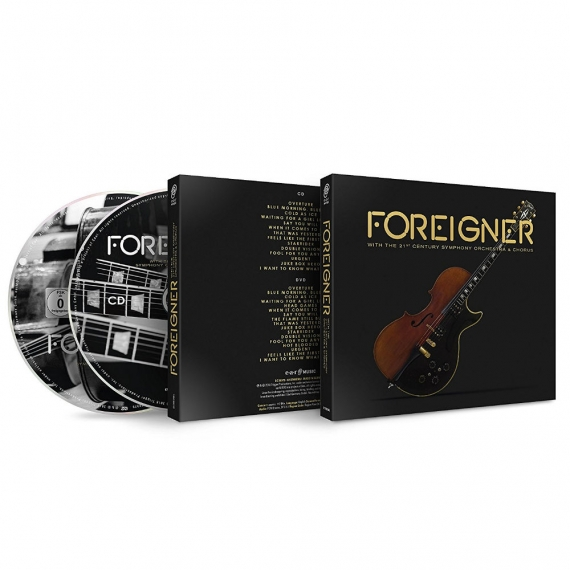 Foreigner - With the 21st Orchestra & Chorus -