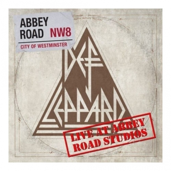 Def Leppard - Live At Abbey Road Studios - Record Store Day 2018 - Only 4000 Units Worldwide