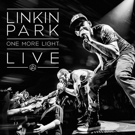 Linkin Park - One More Light Live - Record Store Day 2018 - Gold / Black Vinyl