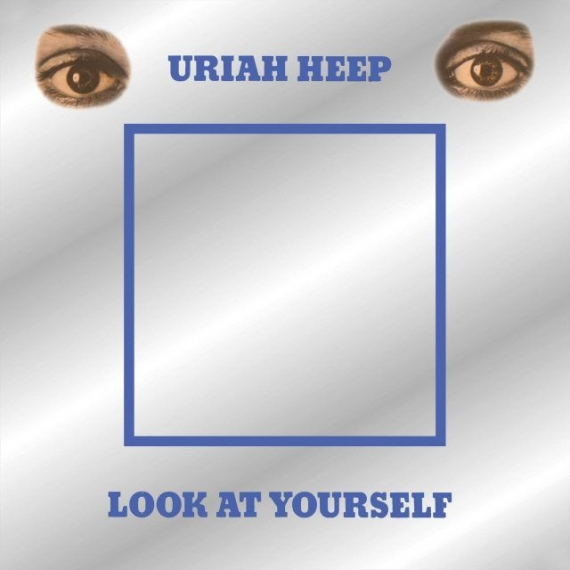 Uriah Heep - Look At Yourself - Record Store Day 2018 - Mirrorboard Sleeve  -  180g Vinyl