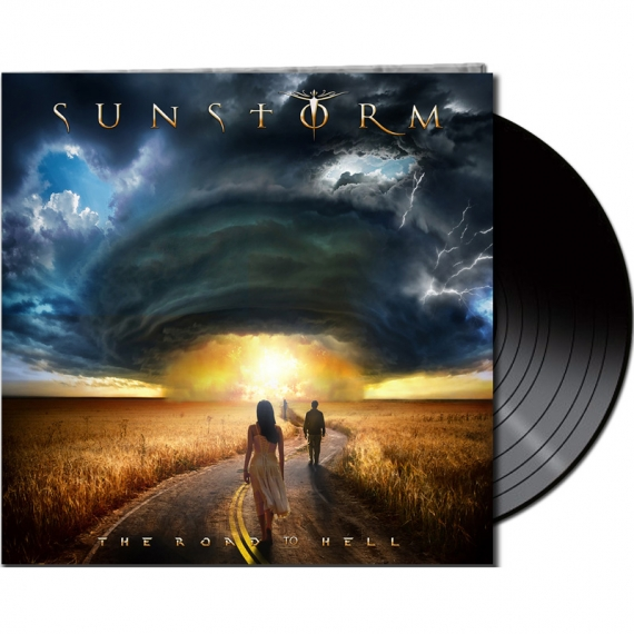 Sunstorm - The Road To Hell - 180g - Gatefold