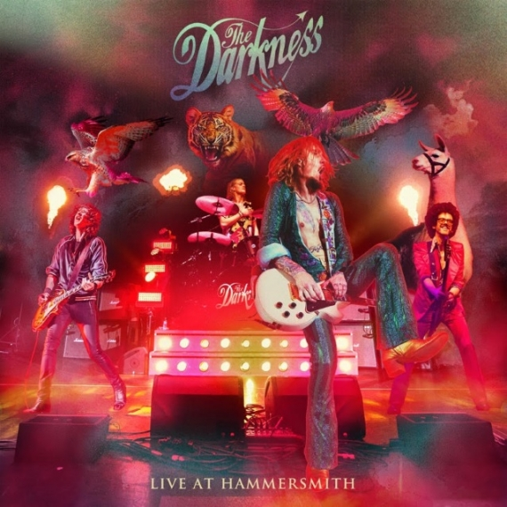 The Darkness - Live At Hammersmith -