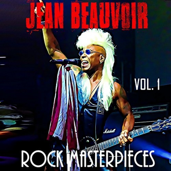 Jean Beauvoir - Rock Masterpieces Vol.1  -
