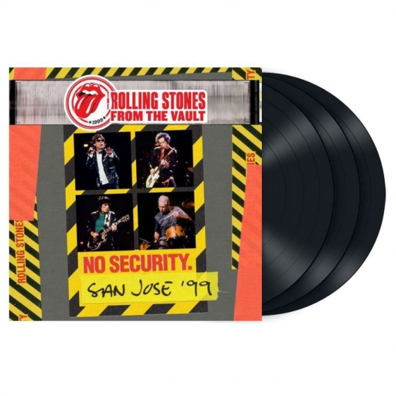 The Rolling Stones - From The Vault: No Security  -