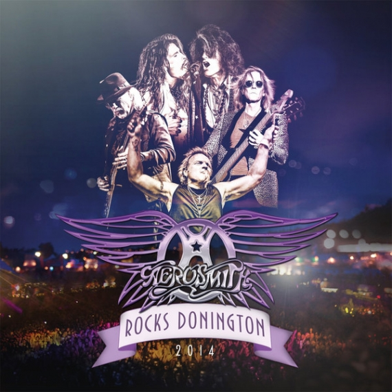 Aerosmith - Rocks Donington 2014 -