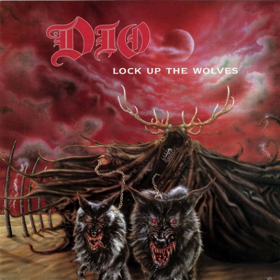 Dio - Lock Up the Wolves -