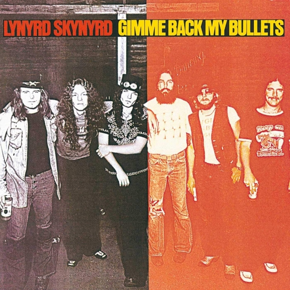 Lynyrd Skynyrd - Gimme Back My Bullets - Remastered