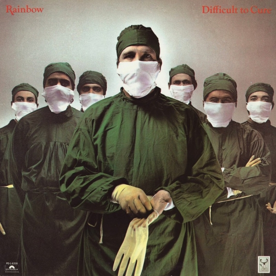 Rainbow - Difficult to Cure - Remastered