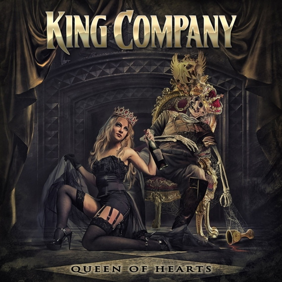 King Company - Queen of Hearts -