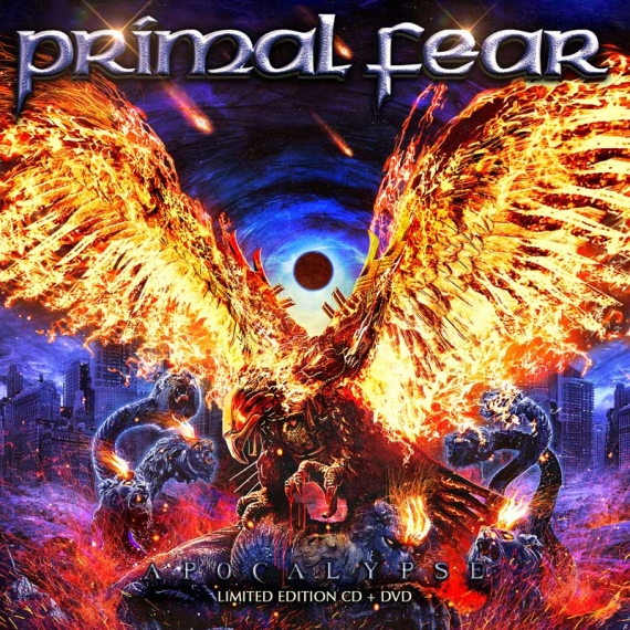 Primal Fear - Apocalypse - Limited Edition