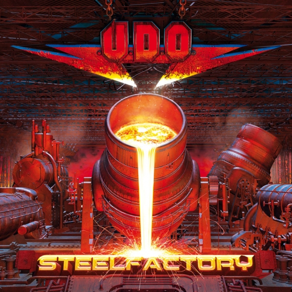 U.D.O. - Steelfactory - Limited to 1000 copies worldwide