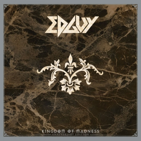 Edguy - Kingdom Of Madness - Anniversary Limited Edition - Remastered +Bonus Tracks