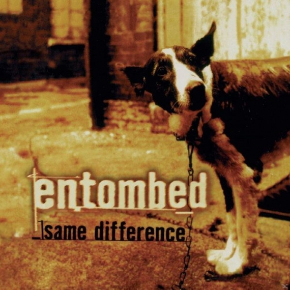 Entombed - Same Difference - Deluxe Hardcover Edition