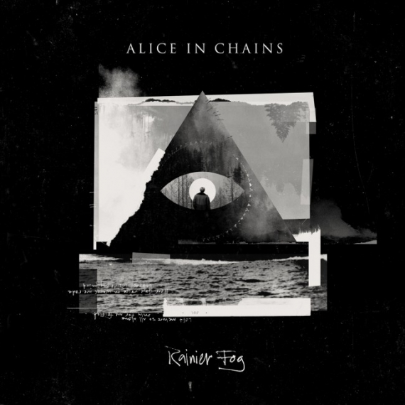 Alice In Chains - Rainier Fog -