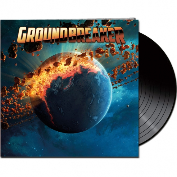 Groundbreaker - Groundbreaker - Limited Edition 180gr. Black Vinyl