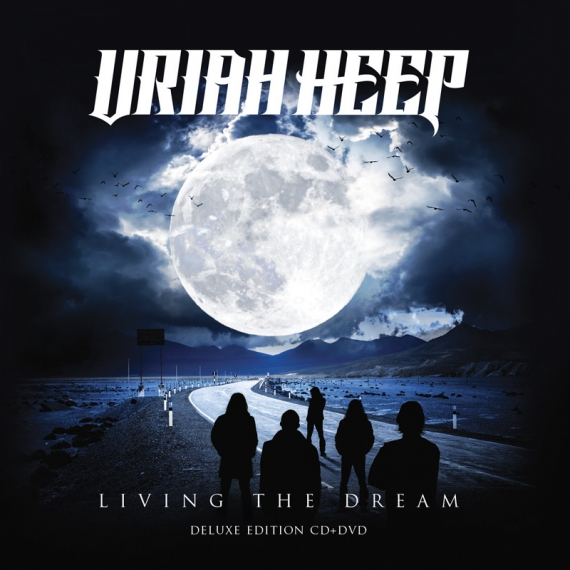 Uriah Heep - Living The Dream - Deluxe Limited Edition