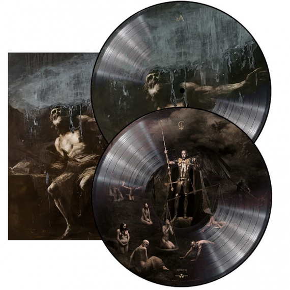 Behemoth - I Loved You At Your Darkest - Limited Edition Gatefold Picture Disc