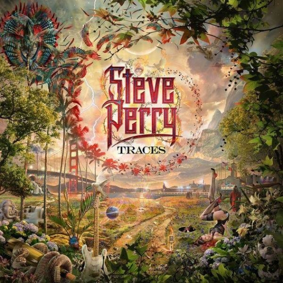 Steve Perry - Traces -