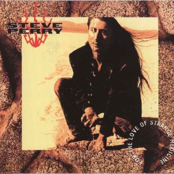 Steve Perry - For The Love Of Strange Medicine - U.S.A. Import With Bonus Tracks
