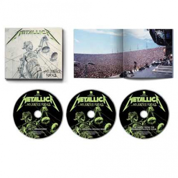 Metallica - ...And Justice For All - Expanded Edition