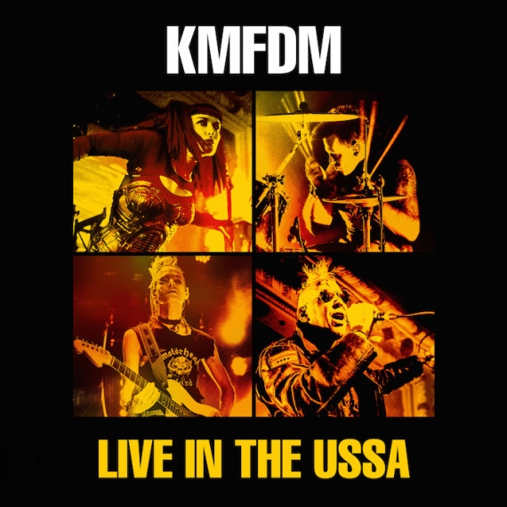 KMFDM - Live In The USSA -